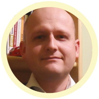 Piotr Janoszka - psycholog dziecięcy