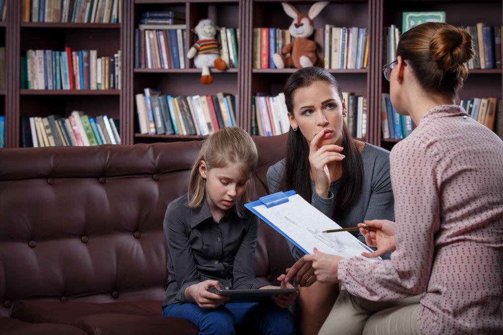 psychiatra dziecięcy