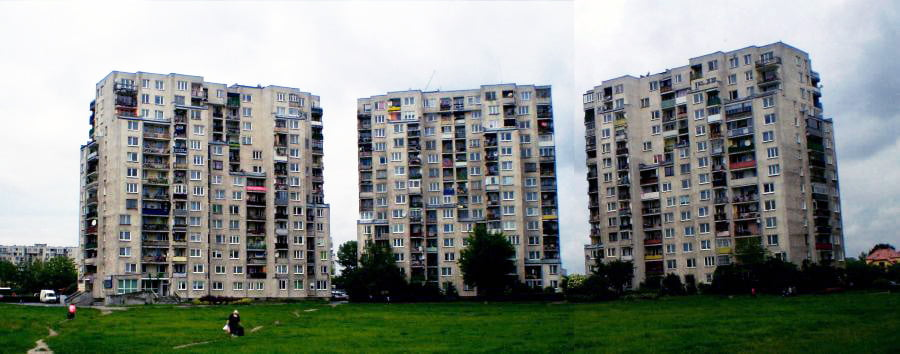 Targówek - bloki