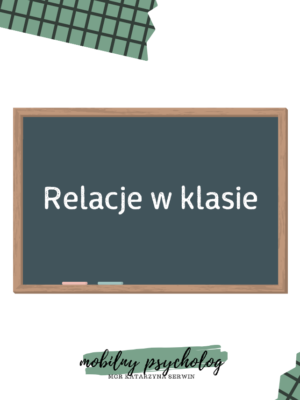 Relacje w klasie 1