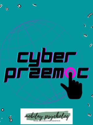 Cyberprzemoc - okładka