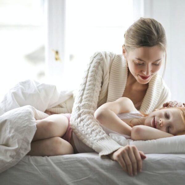 Problemy z zasypianiem dziecka