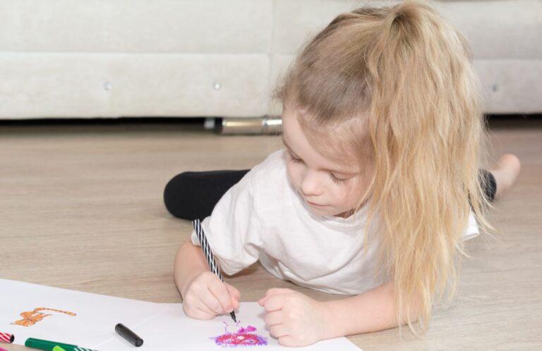 Interpretacja rysunków dzieci