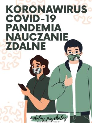 koronawirus - okładka