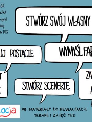Zestaw komiksowy dla dzieci - okładka