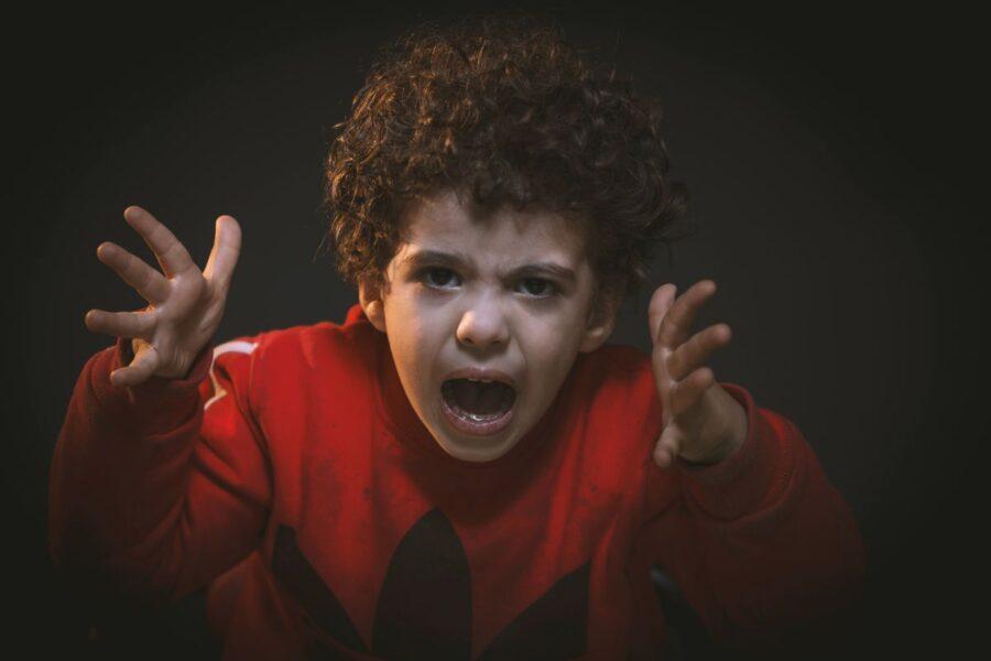 Zaburzenia buntownicze u dzieci