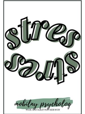 stres - okładka