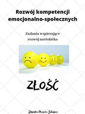 Złość - cover