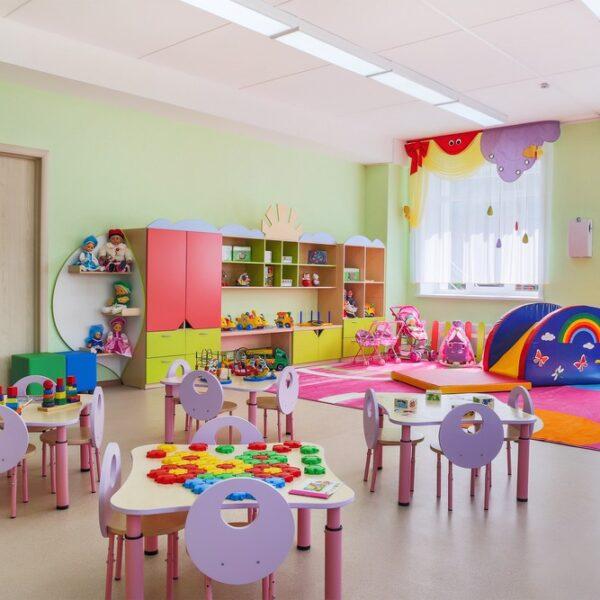 sala przedszkola