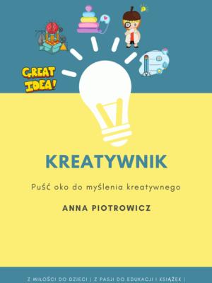 Kreatywnik - okładka